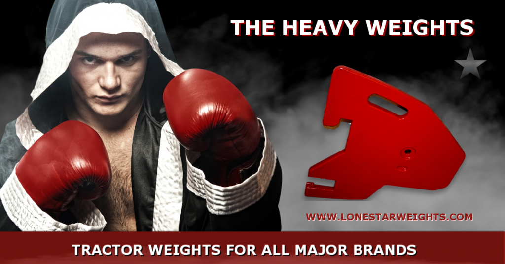 The Heavy Weights, Tractor Weights For All Major Brands