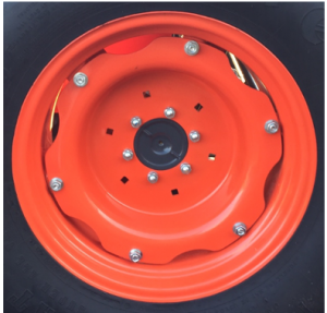 Kubota Rim With Square Mounting Holes